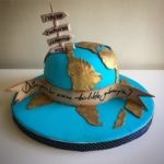 world travel cake